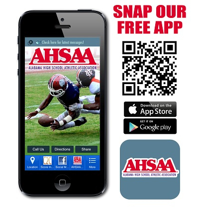 AHSAA Mobile Phone App