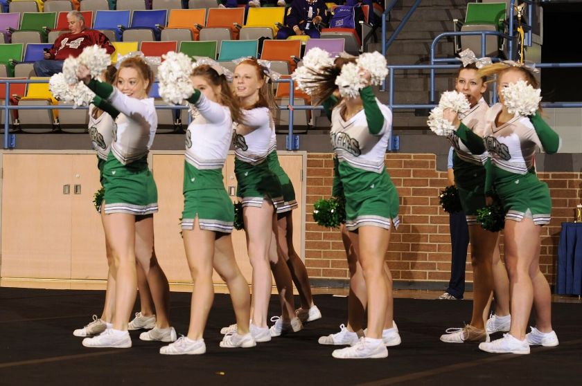 cheerleading not sport essay Ever wonder what truly goes into cheerleading many consider it to not be a sport, yet very few know the amount of time and effort that really goes into it.
